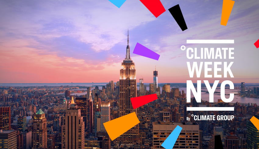 Climate Week NYC Partners with Center on Global Energy Policy