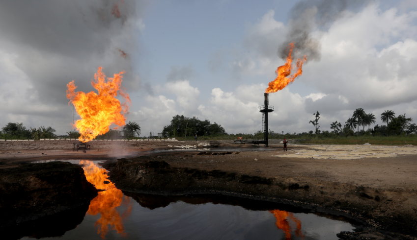 The oil and gas industry can end all routine gas flaring by 2025