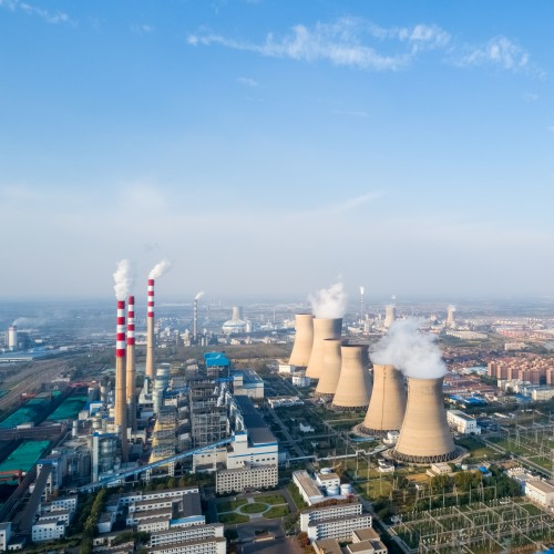 Getting to 30-60: How China's Biggest Coal Power, Cement, and Steel Corporations Are Responding to National Decarbonization Pledges